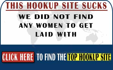 Is this hook up website a scam?