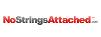 NoStringsAttached website logo
